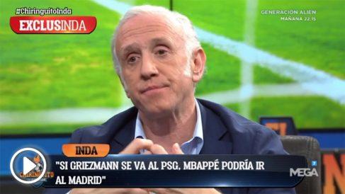El Real Madrid espera que el PSG nueva ficha por Griezmann para fichar a Mbappé.