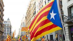 Separatistas de Cataluña (Foto. IStock)