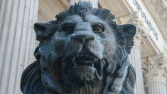 Uno de los leones del Congreso. Foto. IStock.