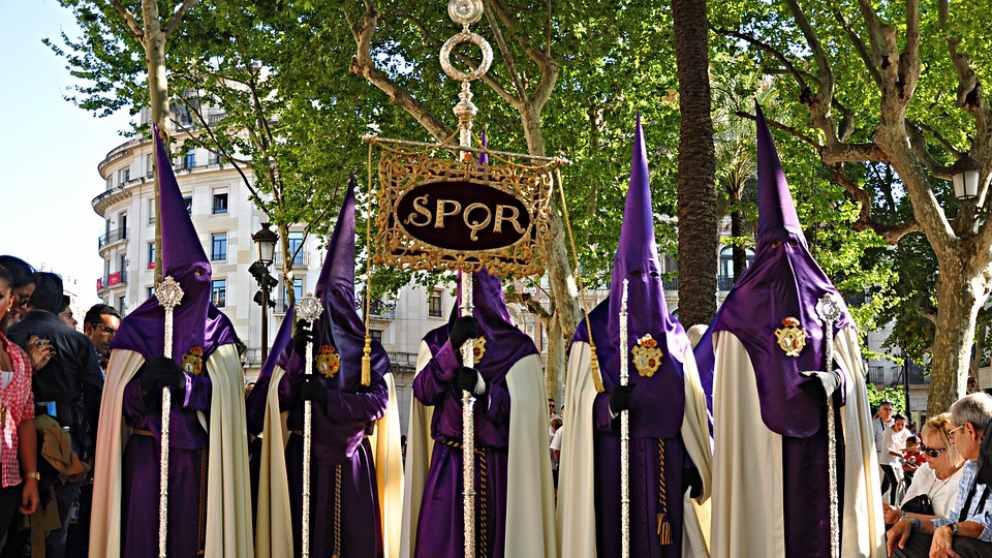 Itinerario y horario de las procesiones de Sevilla