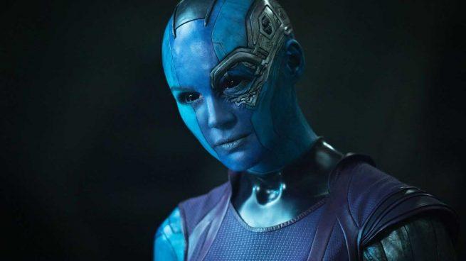 Karen Gillan es Nebula en el UCM