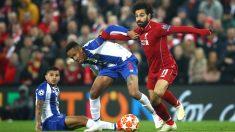 Champions League: Oporto – Liverpool | Partido de fútbol hoy, en directo.