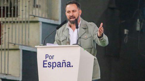 Santiago Abascal. Foto: EP