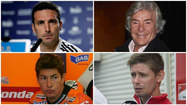 Ángel Nieto, Hayden, los hermanos Ochoa…: otros accidentes que convulsionaron el mundo del deporte