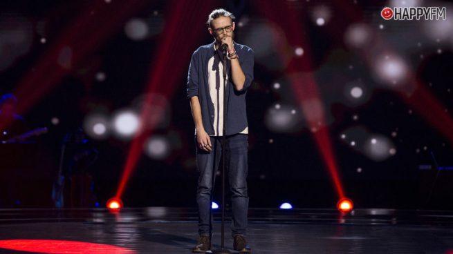 4 razones por las que Andrés Martín (Equipo Pablo López) debería ganar 'La Voz'