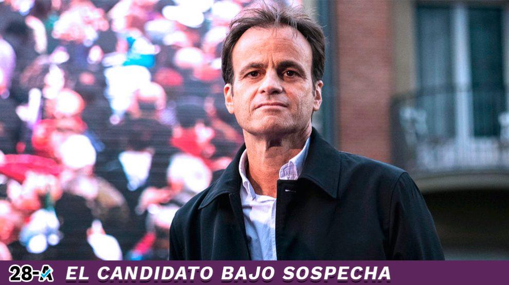 Jaume Asens, cabeza de lista de Podemos por Barcelona de cara a las elecciones generales del 28-A