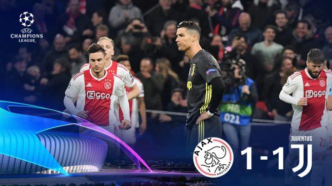Cristiano no puede con el 'efecto Ajax'