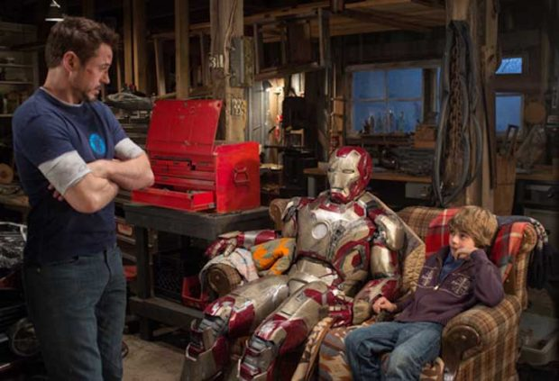 El gran camino de Tony Stark