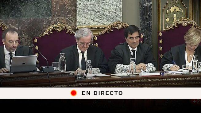 Juicio del procés, en directo: Así fue la sesión del 23 de abril