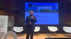 El delegado especial del Estado en el Consorcio de la Zona Franca de Barcelona (CZFB), Pere Navarro