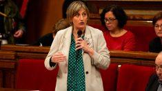 La consellera de Salud de la Generalitat de Cataluña, Alba Vergés. Foto: Europa Press