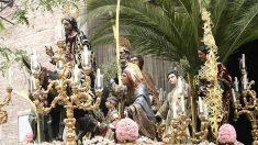 Horario e itinerario de las procesiones hoy, Domingo de Ramos de la Semana Santa Sevilla 2019