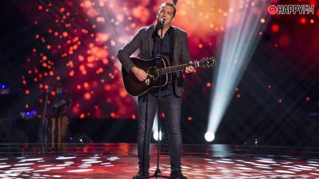 4 razones por las que Javi Moya (Equipo Antonio Orozco) debería ganar 'La Voz'