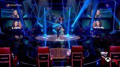 'La Voz' terminó anoche en Antena 3
