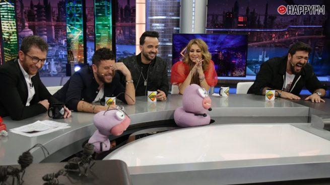 'El Hormiguero': ¿Por qué Paulina Rubio tiene un asiento de coach especial?