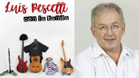 Luis Pescetti y su banda visitan el Teatro Nuevo Alcalá de Madrid para ofrecer su humor sobre la vida de los padres.