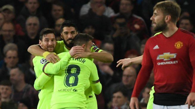 Manchester United Vs Barcelonaresultado Resumen Y Goles 0 1 Champions League