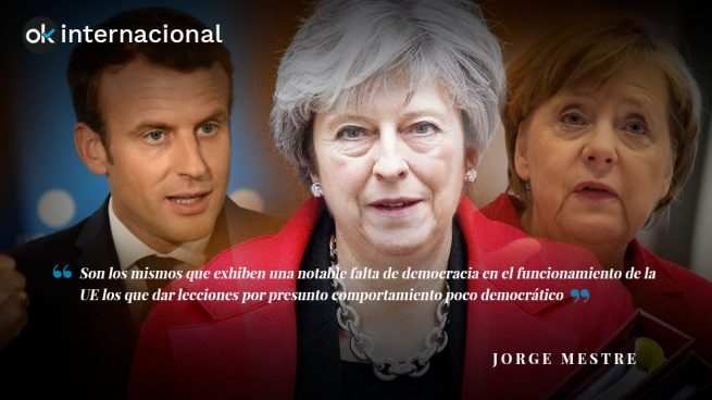 La Unión Europea da la puntilla a Montesquieu