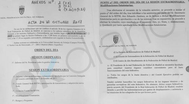 federación madrileña