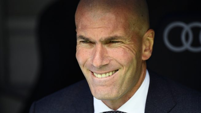 Zidane guarda silencio