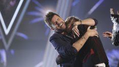Andrés Martín ganó 'La Voz' de Antena 3