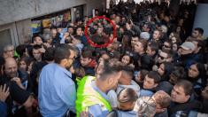 Ataque a Cayetana Álvarez de Toledo en Barcelona. Foto. EP