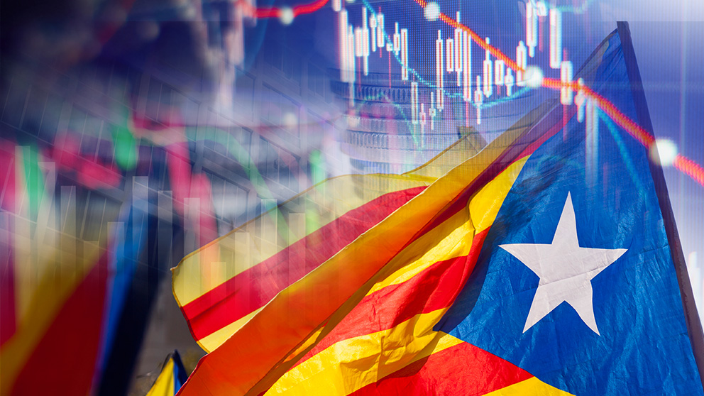 Empresarios de Cataluña temen que el Govern dedique el dinero del rescate europeo al separatismo