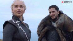 Jon Snow y Daenerys, de Juego de Tronos