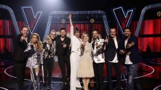 'La Voz' acabó su primera temporada en Antena 3