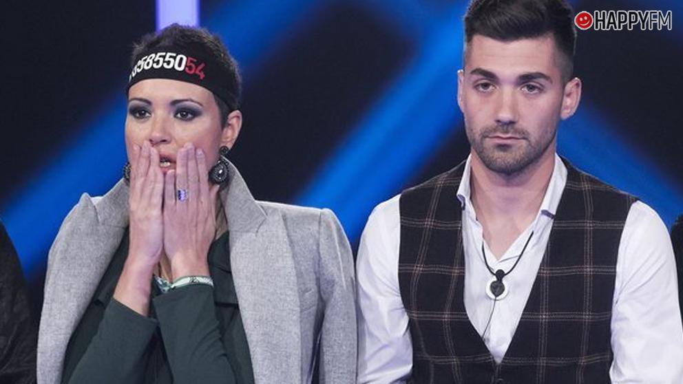 María Jesús Ruiz y Alejandro Albalá, protagonistas en GH DÚO