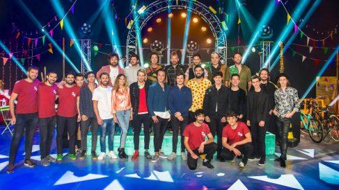 'Miki y amigos' reúne al candidato eurovisivo con Alfred, La Pegatina, Taburete, Sofía Ellar, Arnau Griso y Dalton Bang