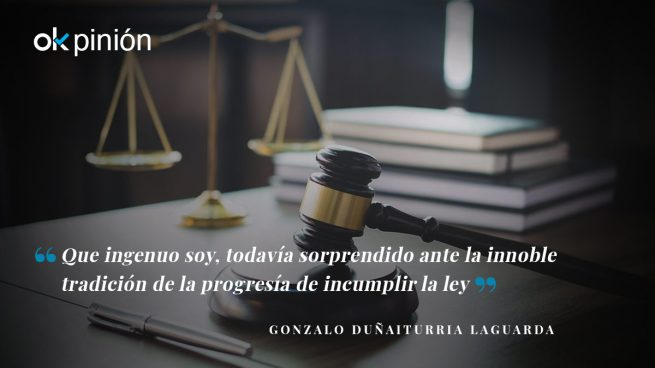 Una izquierda sin ley