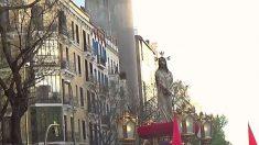 Estas son las procesiones que se van a celebrar el Jueves Santo en Madrid