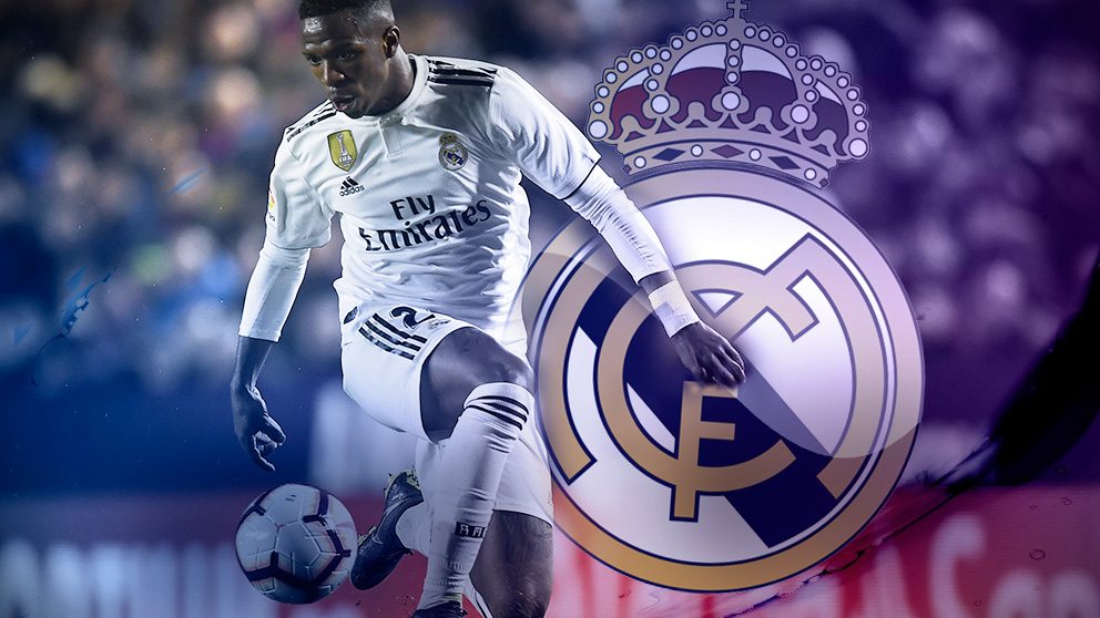 El Real Madrid declara intransferible a Vinicius.