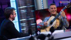 Alejandro Sanz y Pablo Motos, una gran amistad