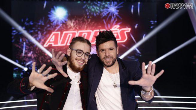 Pablo López ha roto una maldición al convertirse en el equipo ganador de 'La Voz'