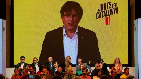Carles Puigdemont. Foto. EFE