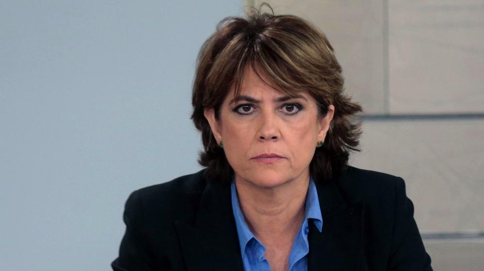 Dolores Delgado. (Foto. Moncloa)