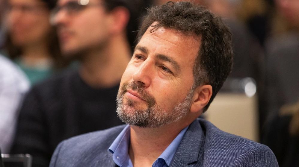El alcalde de Rivas Vaciamadrid, Pedro del Cura. (Foto. IU)