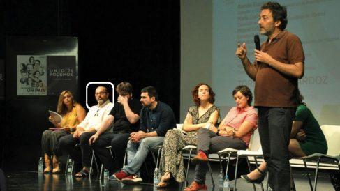 El concejal de Torrejón que ha recibido una subvención del Ayuntamiento. (Foto 2016)