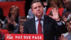 Emiliano García-Page. (Foto. PSOE)
