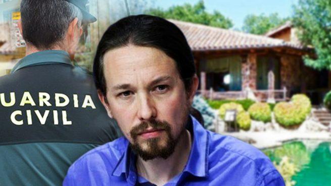 """La Guardia Civil: """"La casa de Iglesias es más grande que nuestro cuartel, no nos caben los agentes que pide"""""""