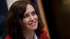 Isabel Díaz Ayuso. (Foto. PP)