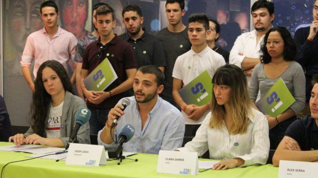 El organizador del acto de Álvarez de Toledo en Barcelona amenazado: «Te dejaría sin dientes»