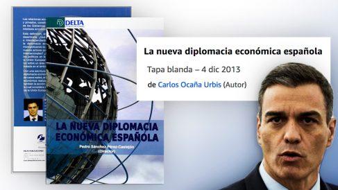 La primera edición del libro-tesis de Sánchez y Ocaña se mantiene igual desde diciembre de 2013.