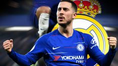 El fichaje de Hazard por el Real Madrid es inminente.