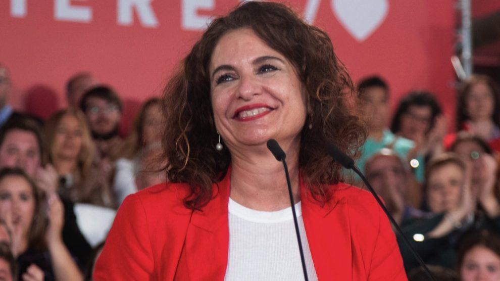 María Jesús Montero. (Foto. PSOE)