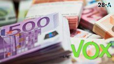 Programa económico de Vox