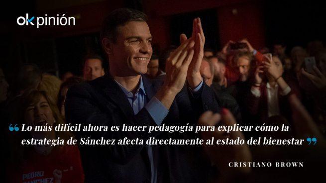Un cordón sanitario a Pedro Sánchez