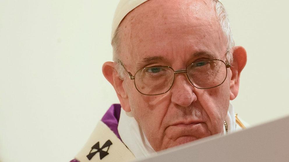 El Papa Francisco I. Foto: Europa Press
